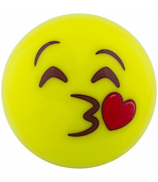Grays Emoji Kiss
