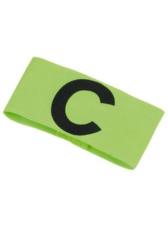 Rucanor Captain Band One Size with Velcro Yellow