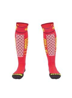 Reece Louth Socks Diva Pink