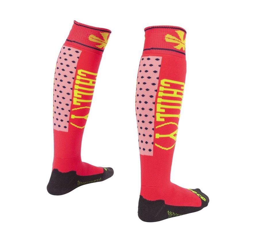 Louth Socken Diva Pink
