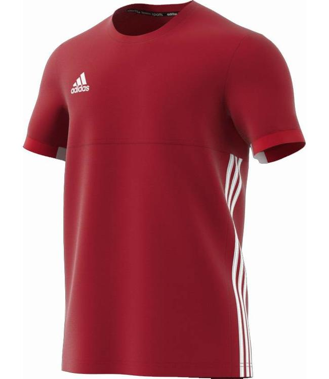 Adidas T16 Team T-Shirt Heren Rood