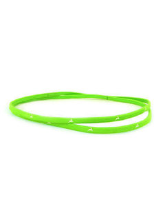 Stag Sport Hairbands Fluo Green