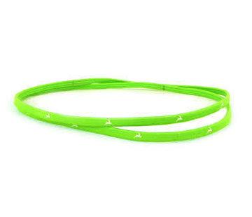 Stag Sport Haarbandjes Fluo Groen