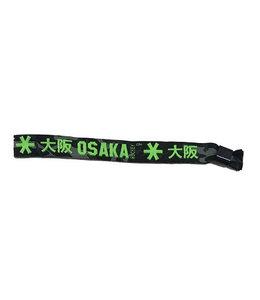 Osaka Bracelet Green/Black Camo