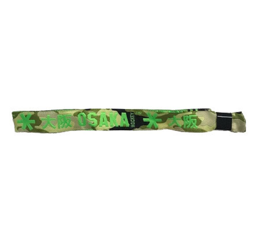 Bracelet Groen/ Groen Camo