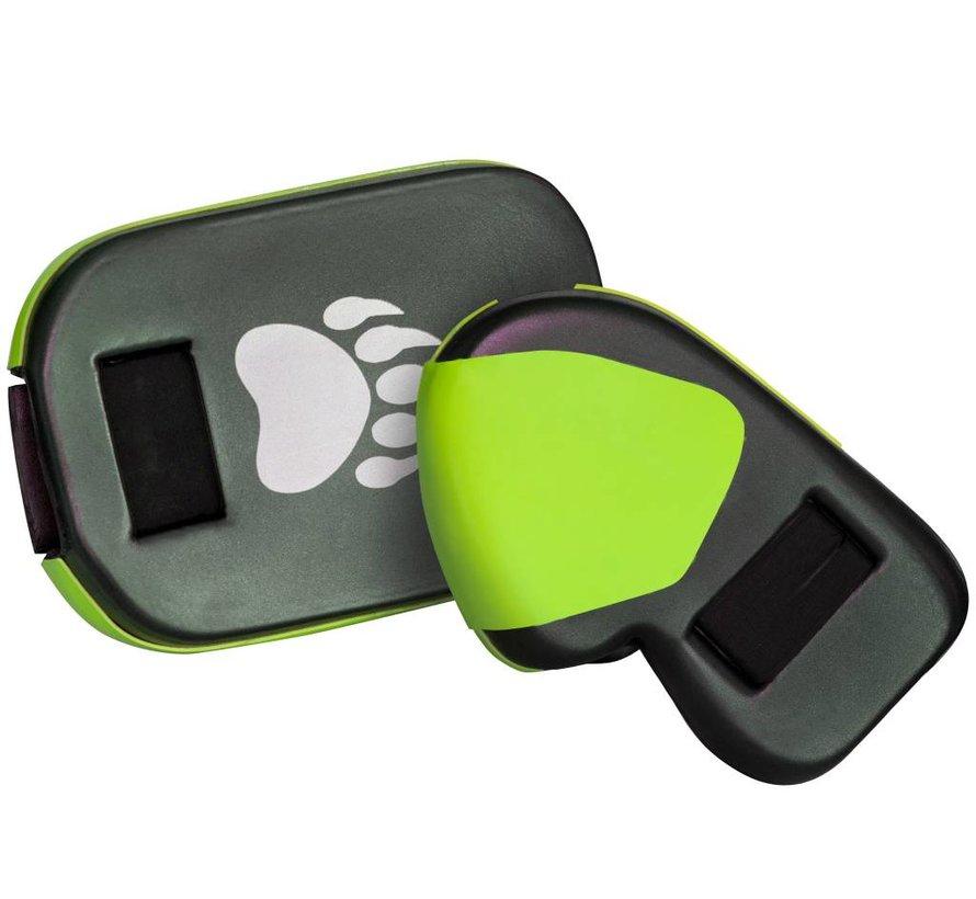 Handschuhe Grün