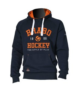 Brabo Hooded Sweat Navy Uni