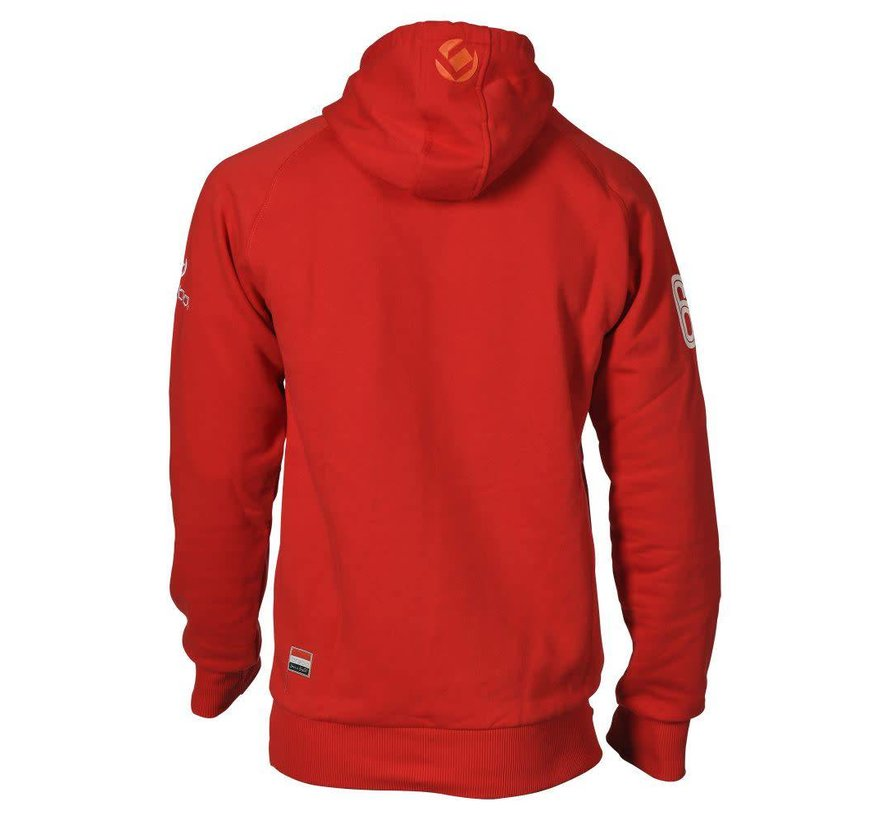 Hooded Sweat Rot Uni