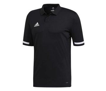 Adidas T19 Polo Heren Zwart