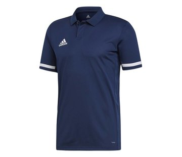 Adidas T19 Polo Heren Navy