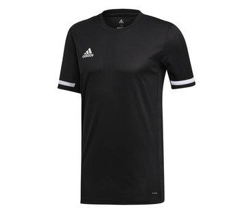 Adidas T19  Shirt Jersey Herren Schwarz