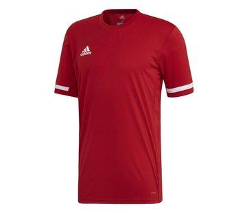 Adidas T19  Shirt Jersey Heren Rood