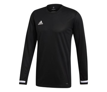 Adidas T19  Longsleeve Jersey Heren Zwart