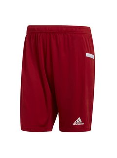 Adidas T19 Short Heren Rood