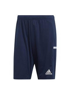 Adidas T19 Short Heren Navy