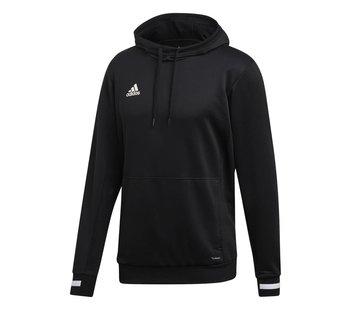 Adidas T19 Hoody Heren Zwart