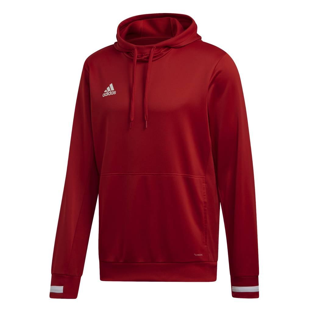 Adidas T19 Hoody Heren Rood