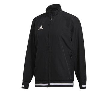 Adidas T19 Woven Jacke Herren Schwarz