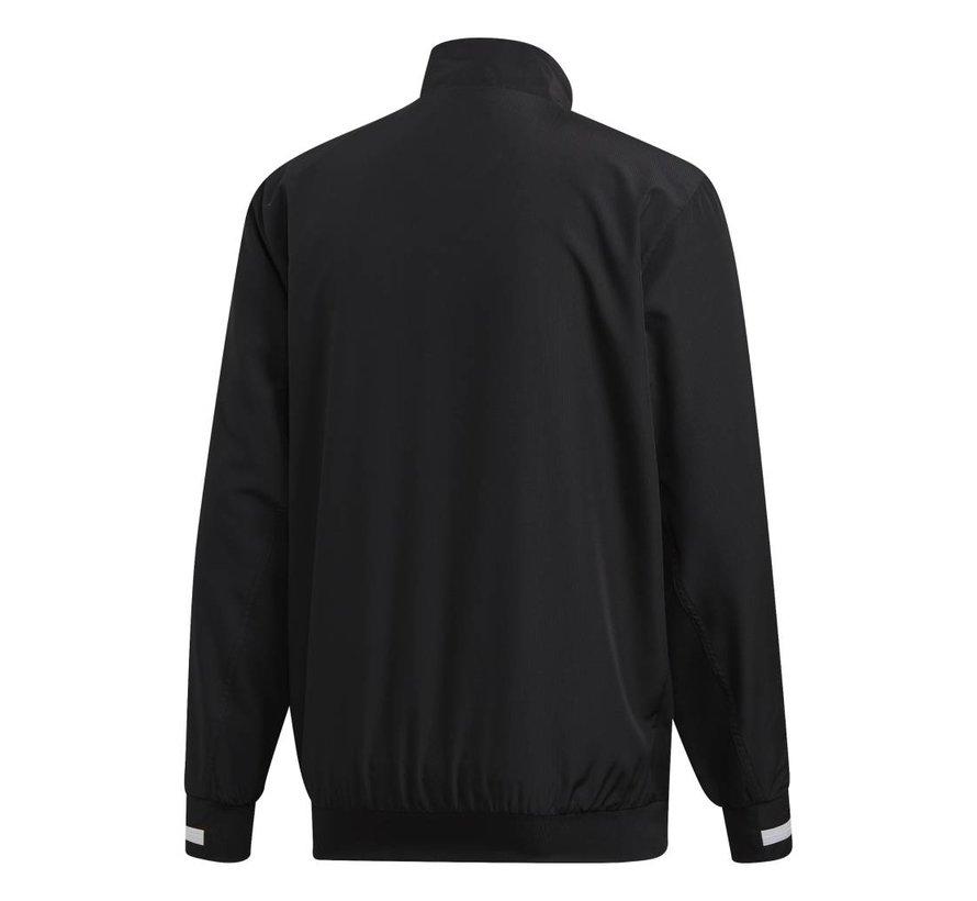 T19 Woven Jacket Heren Zwart