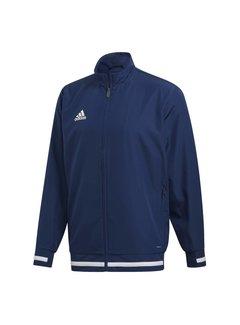Adidas T19 Woven Jacket Heren Navy