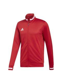 Jacke Rot Herren T19 Track Adidas yf6g7b