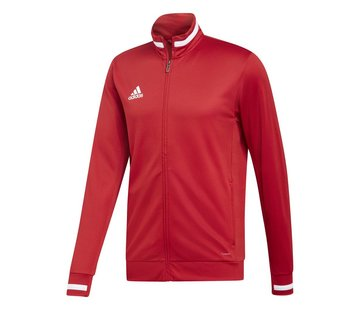 Adidas T19 Track Jacket Heren Rood