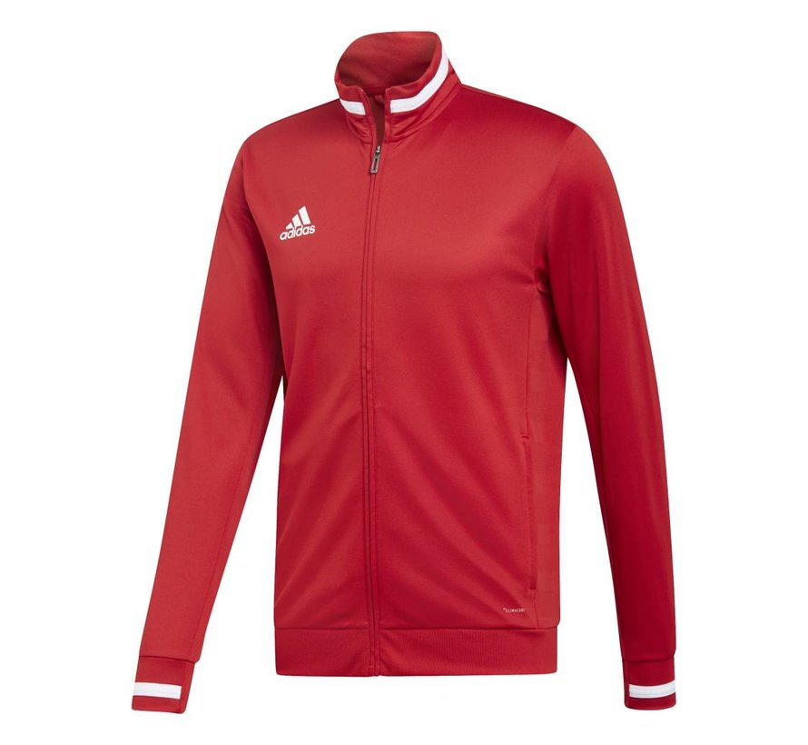 T19 Track Jacket Heren Rood