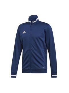 Adidas T19 Track Jacket Men Navy