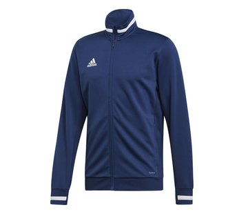 Adidas T19 Track Jacket Heren Navy