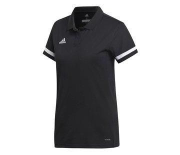 Adidas T19 Polo Dames Zwart