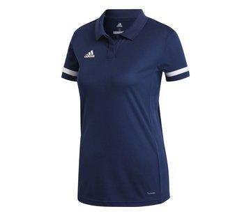 Adidas T19 Polo Damen Navy
