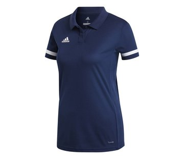 Adidas T19 Polo Dames Navy