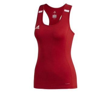 Adidas T19 Tanktop Ladies Red