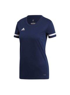 Adidas T19 Tee Jersey Women Navy