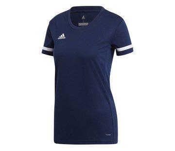 Adidas T19 Shirt Jersey Damen Navy
