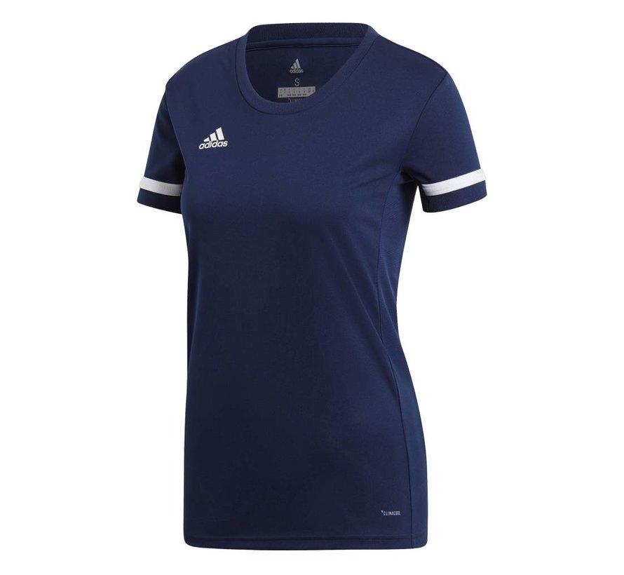 T19 Shirt Jersey Dames Navy