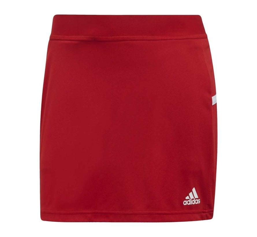 T19 Skirt Women Red