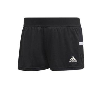 Adidas T19 Running Short Dames Zwart