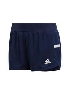 Adidas T19 Running Short Dames Navy