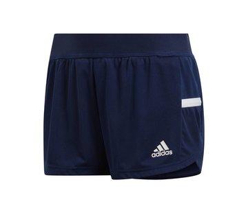 Adidas T19 Running Short Dames Navy
