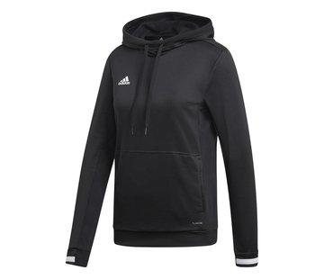 Adidas T19 Hoody Dames Zwart