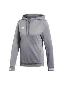 Adidas T19 Hoody Dames Grijs