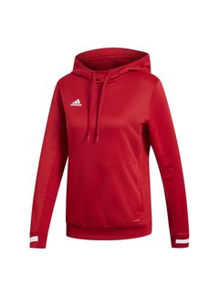 Adidas T19 Hoody Ladies Red