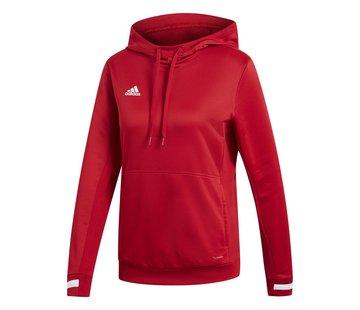 Adidas T19 Hoody Damen Rot