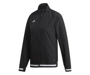 Damen T19 Woven Schwarz Jacke Adidas gvYb7yf6