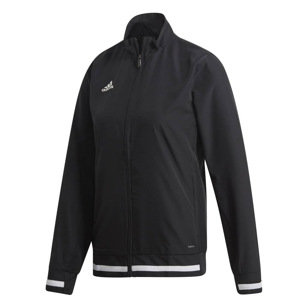Adidas T19 Woven Jacket Damen Schwarz Hockeyjacke kaufen?