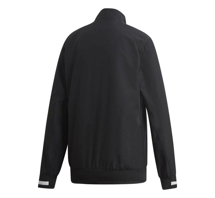 T19 Woven Jacket Dames Zwart