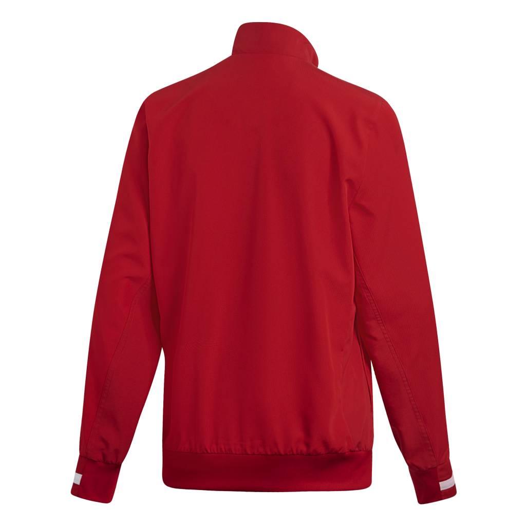 Woven T19 Adidas Jacke Rot Damen jLS5q3Ac4R