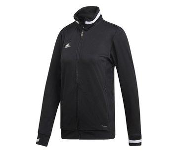 Adidas T19 Track Jacke Damen Schwarz
