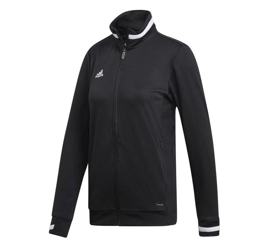 T19 Track Jacket Dames Zwart